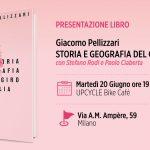 20 giugno – Presentazione libro STORIA E GEOGRAFIA DEL GIRO D'ITALIA