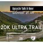 21 settembre – 20k Ultra Trail