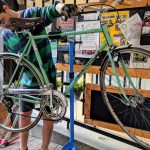 LA CICLOFFICINA DI UPCYCLE