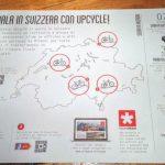 Pedala in Svizzera con Upcycle!