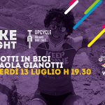 13 Luglio – Le Notti in bici di Paola Gianotti