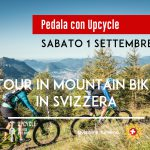 1 settembre – Tour in Mountain Bike in Svizzera