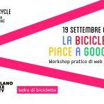 19 settembre – La bicicletta piace a google?