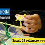 29 settembre – Laboratorio bambini