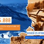 25 Ottobre – Ciclo-Alpinismo con Luigi Peverelli