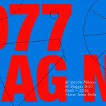30 Maggio – Presentazione 1977 Magazine + Live Music