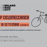 18 settembre – Workshop di ciclomeccanica