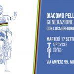 17 settembre – Presentazione Libro Generazione Peter Sagan