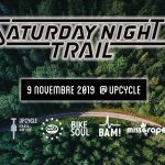9 novembre – SATURDAY NIGHT TRAIL