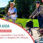 28 Novembre – Tonight for AIDA – Gran galà per segnalare 900km