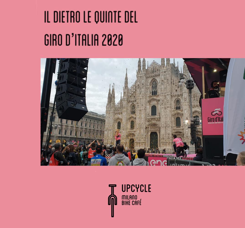 Il dietro le quinte del Giro d'Italia 2020