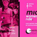 Upcycle presenta MIA WOMEN RIDE – 29 Luglio 2021
